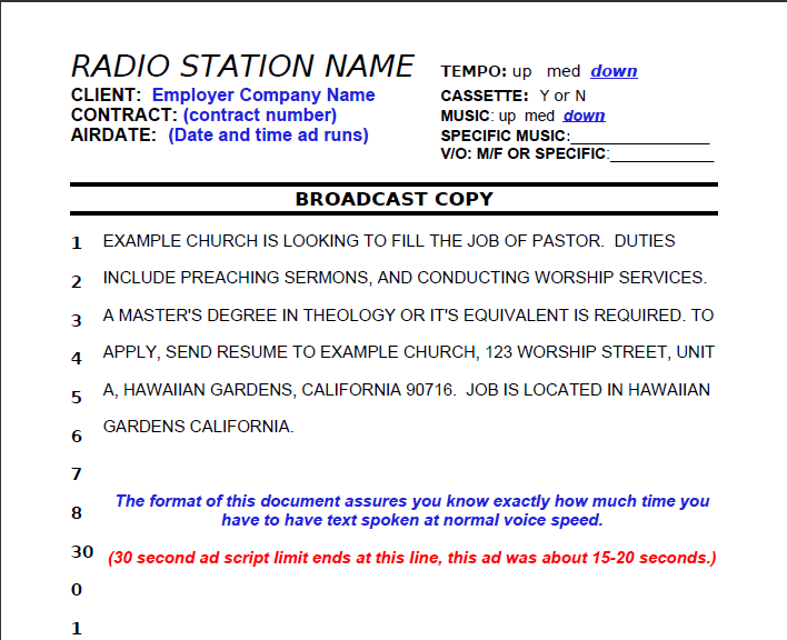 radio script writing Look at most relevant radio script writing ppt websites out of 231 million at keyoptimizecom radio script writing ppt found at mauthorstreamcom, facultytamuc.