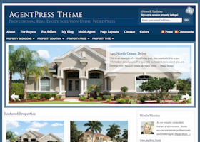 PERM Employer Website | AgentPress Theme