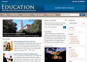 PERM Employer Website | Education Theme