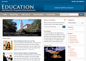 PERM Employer Website | Education Theme
