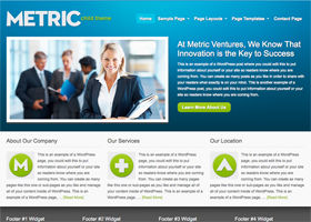 PERM Employer Website | Metric Theme