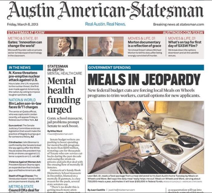 PERM Advertising Austin American-Statesman
