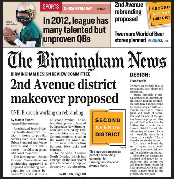 PERM Advertising Birmingham News