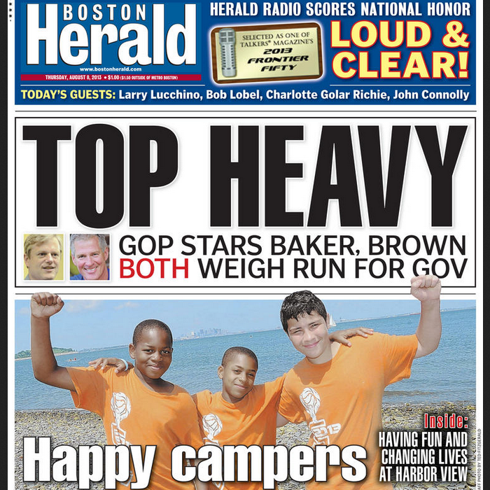 PERM Advertising Boston Herald