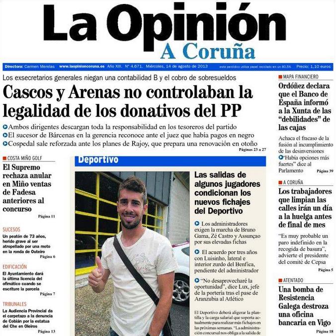 PERM Advertising La Opinión