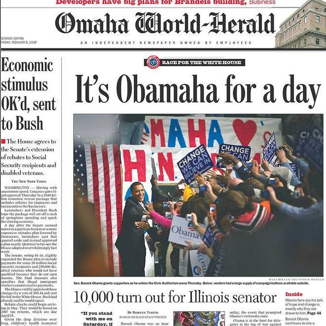 PERM Advertising Omaha World-Herald