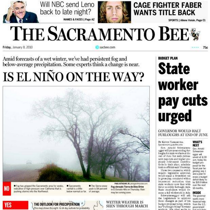 PERM Advertising Sacramento Bee