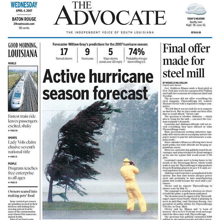 PERM Advertising The Advocate