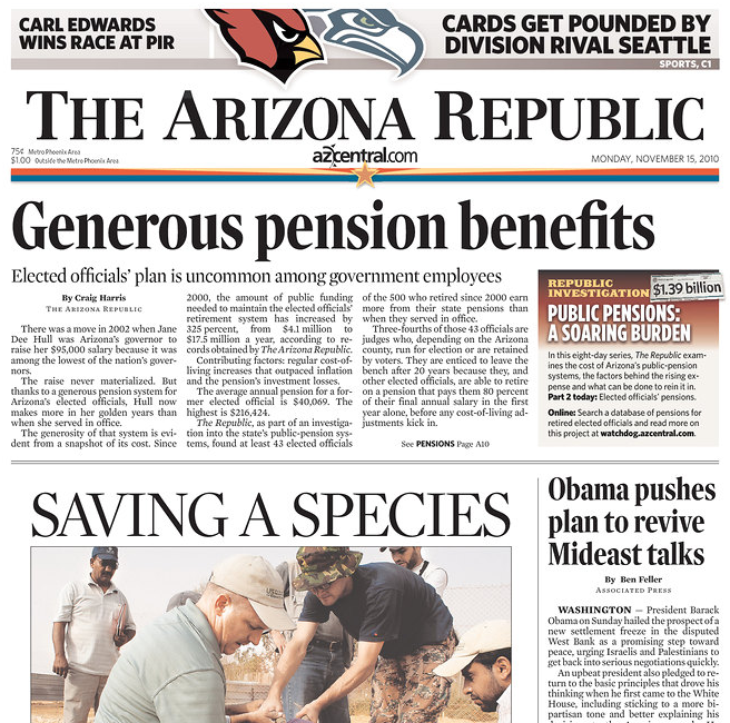 PERM Advertising Arizona Republic