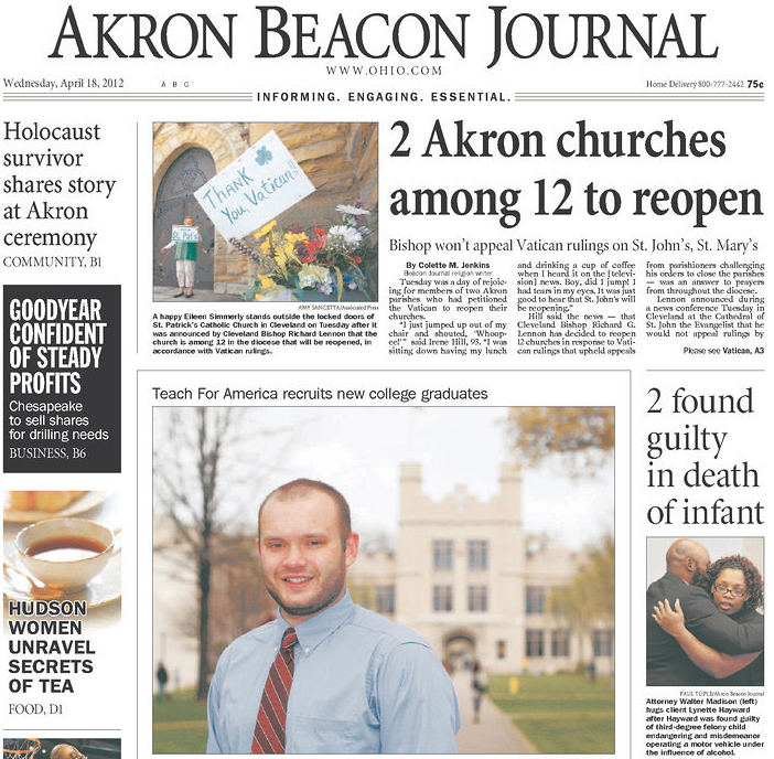 PERM Advertising Akron Beacon Journal