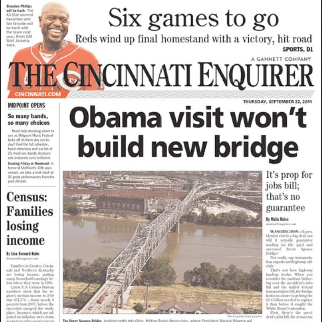 PERM Advertising The Cincinnati Enquirer