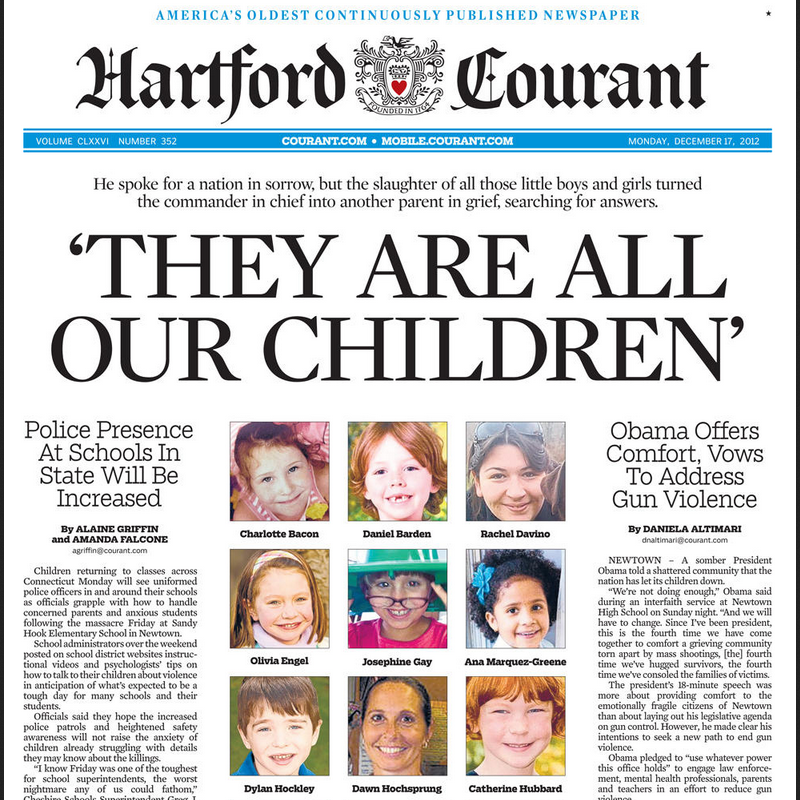 PERM Advertising The Hartford Courant