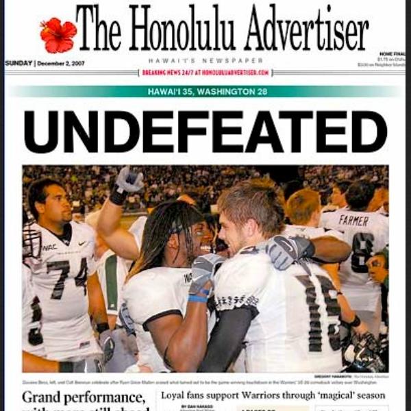 PERM Advertising The Honolulu Advertiser