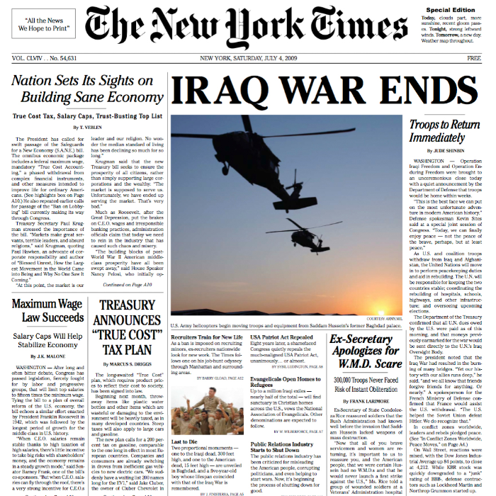 PERM Advertising  The New York Times