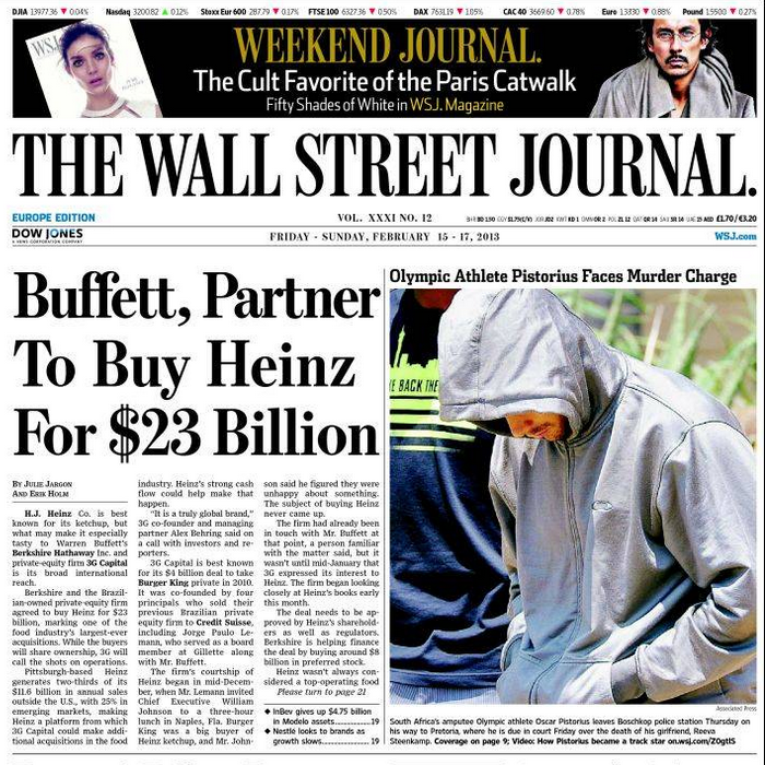 PERM Advertising The Wall Street Journal