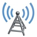 6690072-wireless-tower-with-radio-waves-isolated-on-white-background