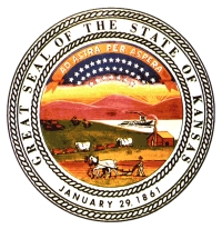 Official Seal of the State of Kansas
