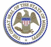 Official Seal of the State of Mississippi
