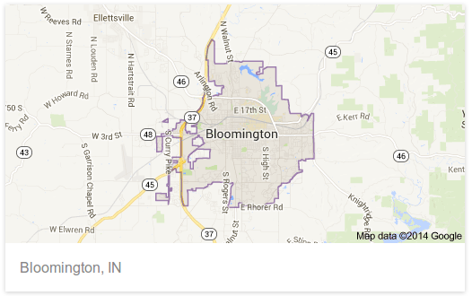 Immigration Advertising Bloomington Illinois