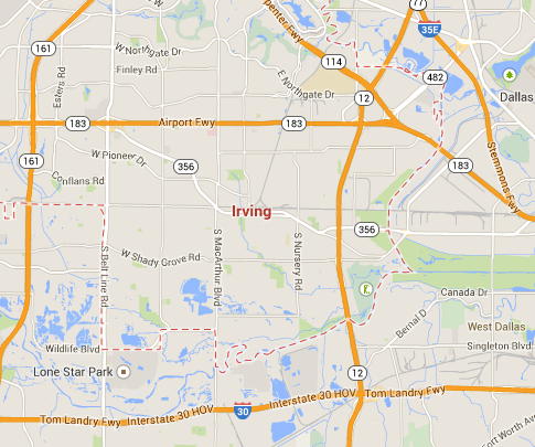 Immigration Advertising Irving Texas