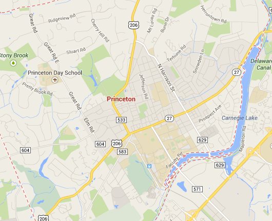 Immigration Advertising Princeton New Jersey