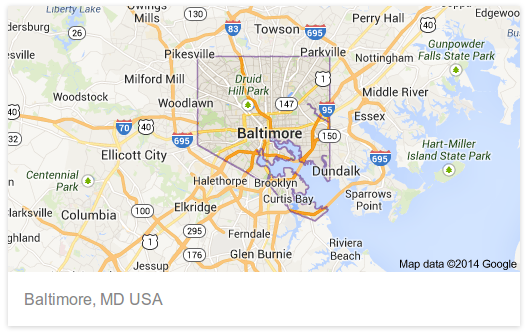 Immigration Advertising Baltimore Maryland