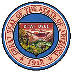 Official Seal of the State of Arizona